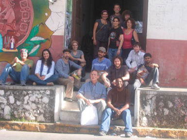 izalco participants at moca