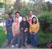 Oaxaca CCEGL Participants