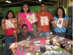 Oaxaca dye designs
